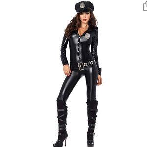 Leg Avenue 4 PC Officer Payne Women's Costume
